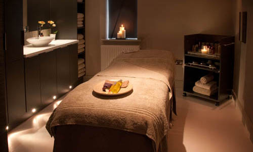 Hamble Spa Room